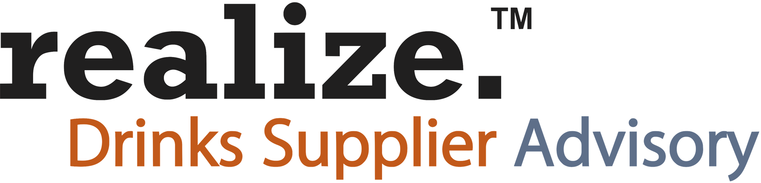 Realize Drinks Supplier Advisory